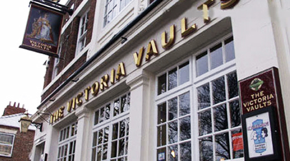 Victoria Vaults in York